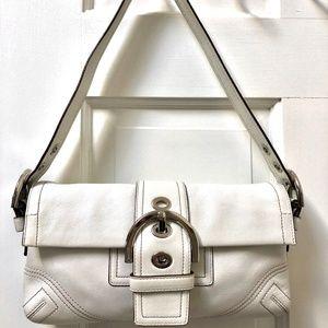 Coach Soho Baguette Handbag 8A05